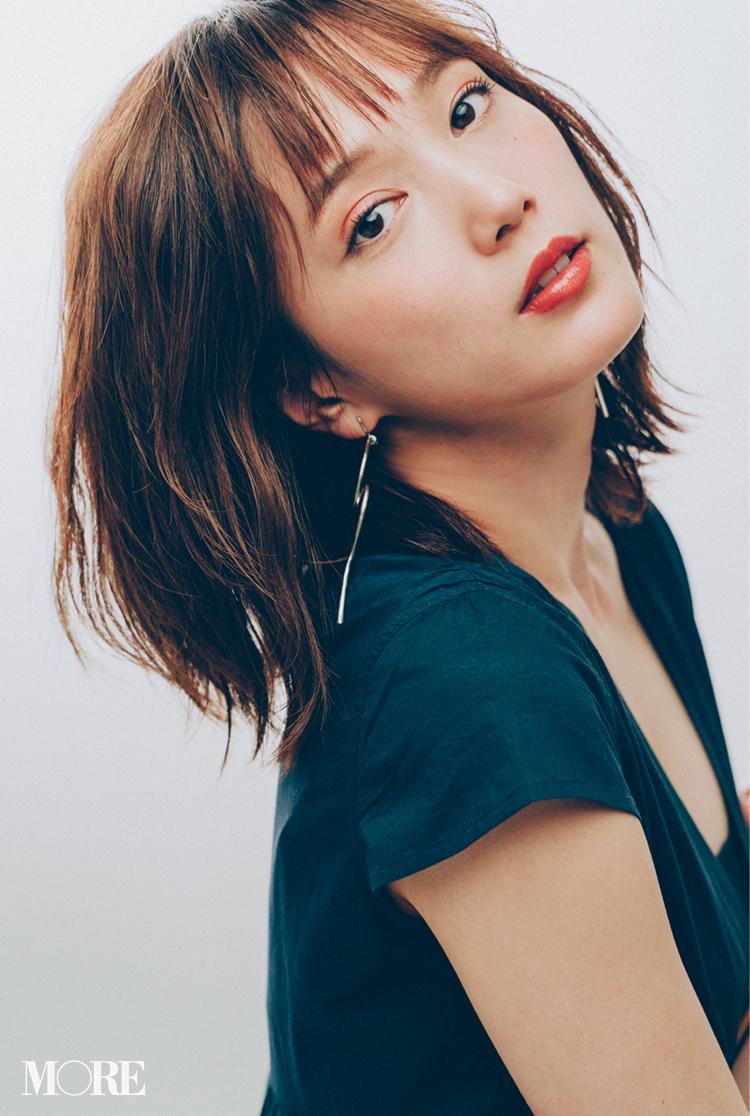 本田翼をお手本に♡ 「この服にはこのアクセ」、2019夏の最新版!_2
