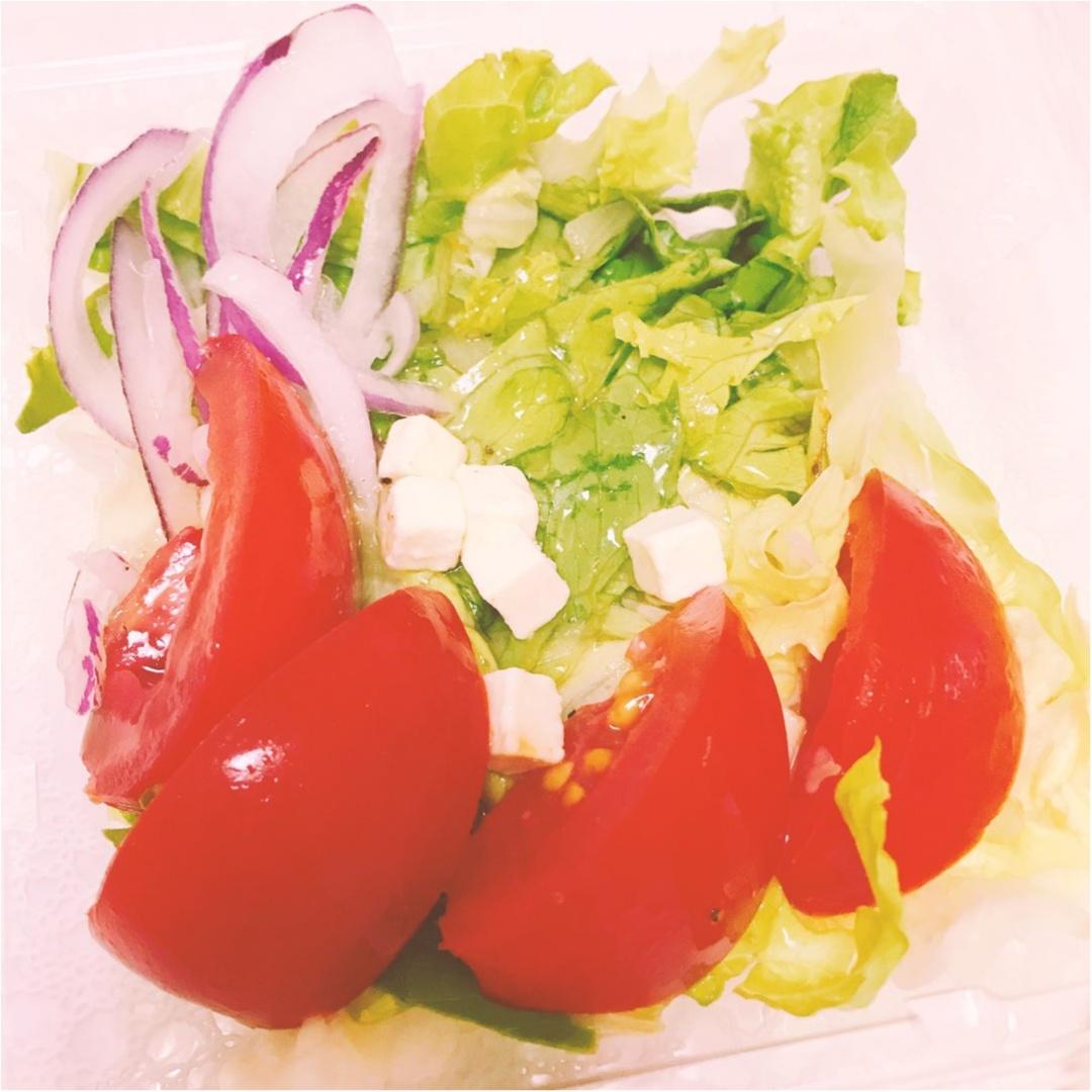 美肌&ダイエットに効果的♡お手軽にトマトサラダを(๑>◡<๑)_4