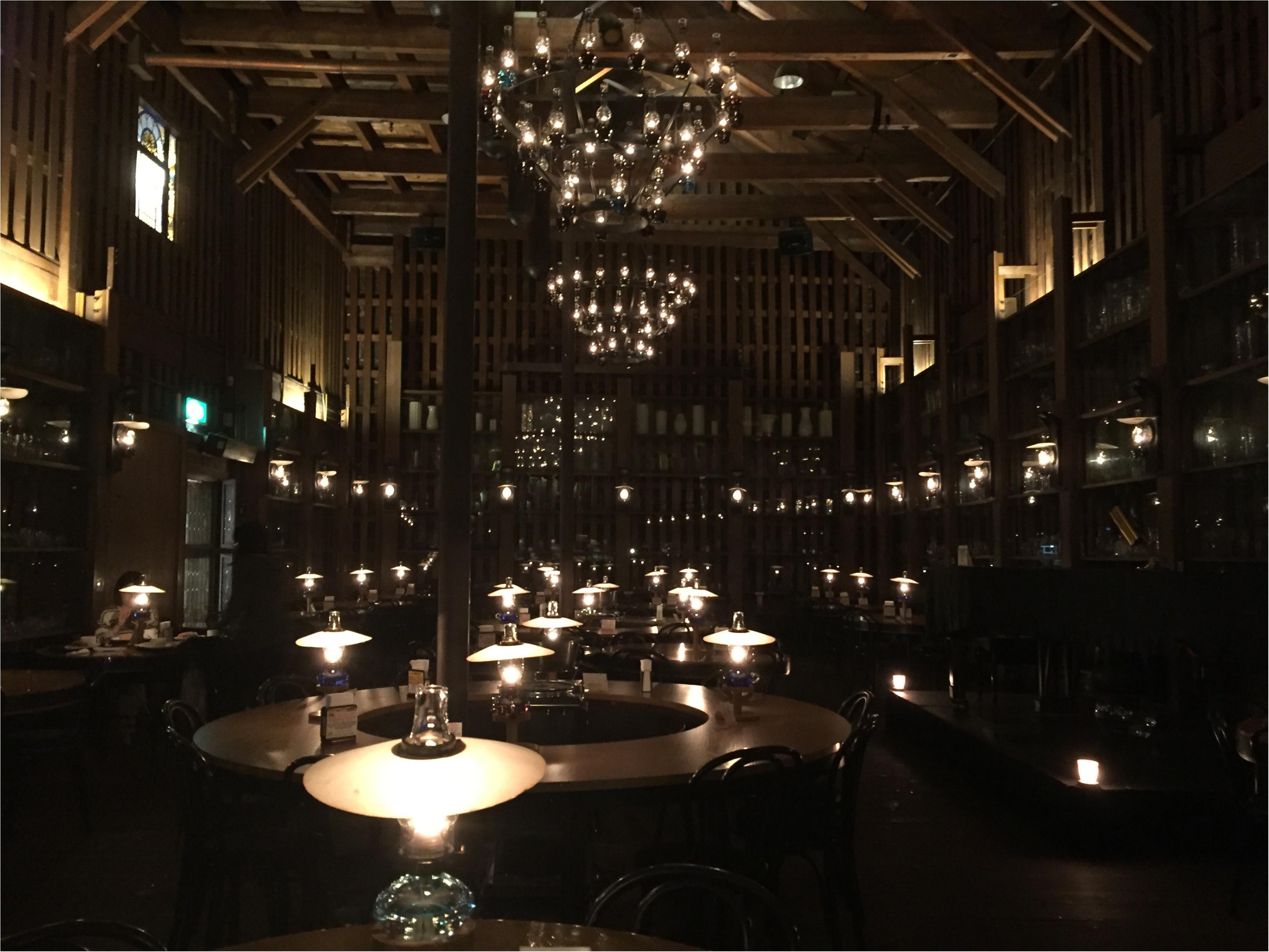 【小樽カフェ】石油ランプが灯る幻想的な世界へ!!_1