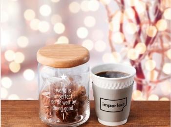 「imperfect 表参道」で、クリスマスシーズンならではのコーヒーや、ギフトにおすすめなナッツを楽しもう♡