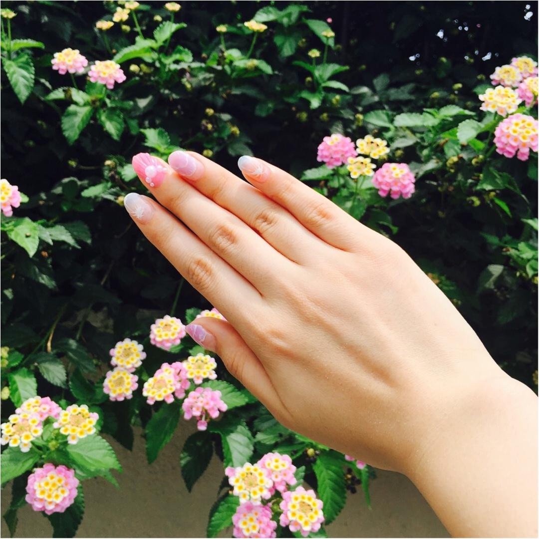 [Jujubee]夏!海ネイルしてきました♡_1