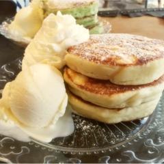 鎌倉の古民家カフェでパンケーキ♡*《mikiのパンケーキメモ》