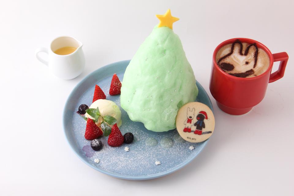 クリスマスは「リサとガスパール」と一緒❤︎ 『東京スカイツリー®』で、かわいすぎるコラボメニューを展開中!【12/25(月)まで】_1_2