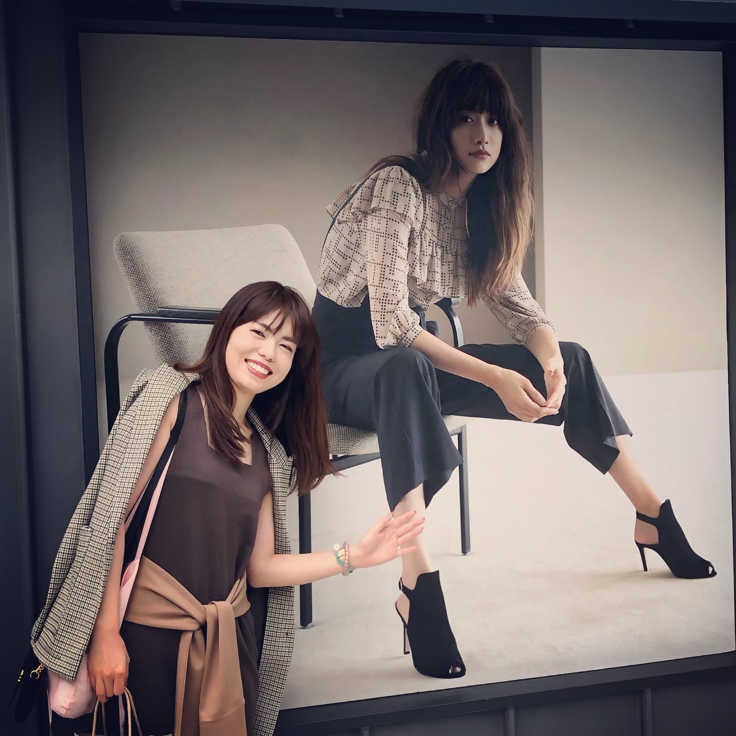 憧れのモデル*ヨンアちゃんディレクションブランド COEL 2019A/W レセプションイベントへ行ってきました♡_6