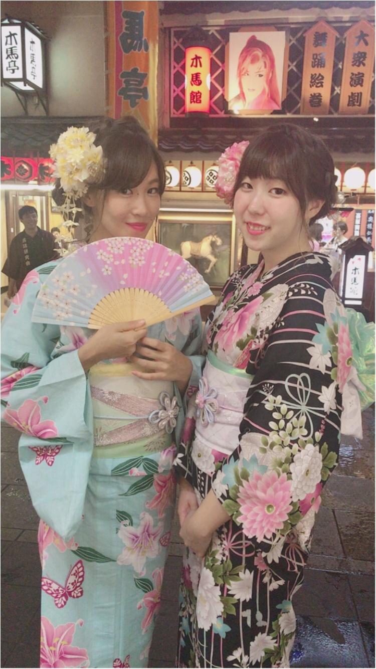 【ご当地モア】かわいすぎ♡! 浅草で、着物&浴衣なら絶対に「さわだ屋」がおすすめです♡_7