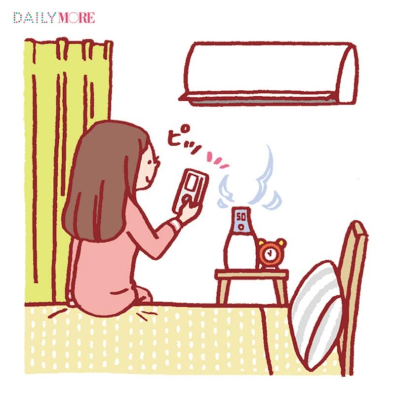 """眠る90分前に40度で15分入浴!など""""質のいい眠り""""のためのナイトToDoリスト♡_1_3"""