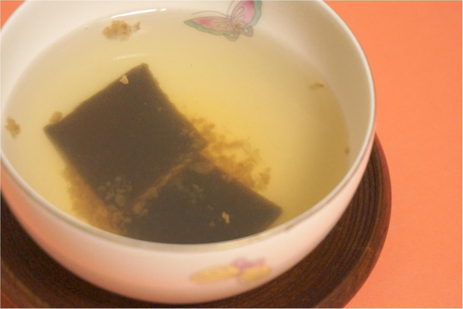 """寒い夜は """"贅沢梅こんぶ茶"""" でほっこりと♡_5"""