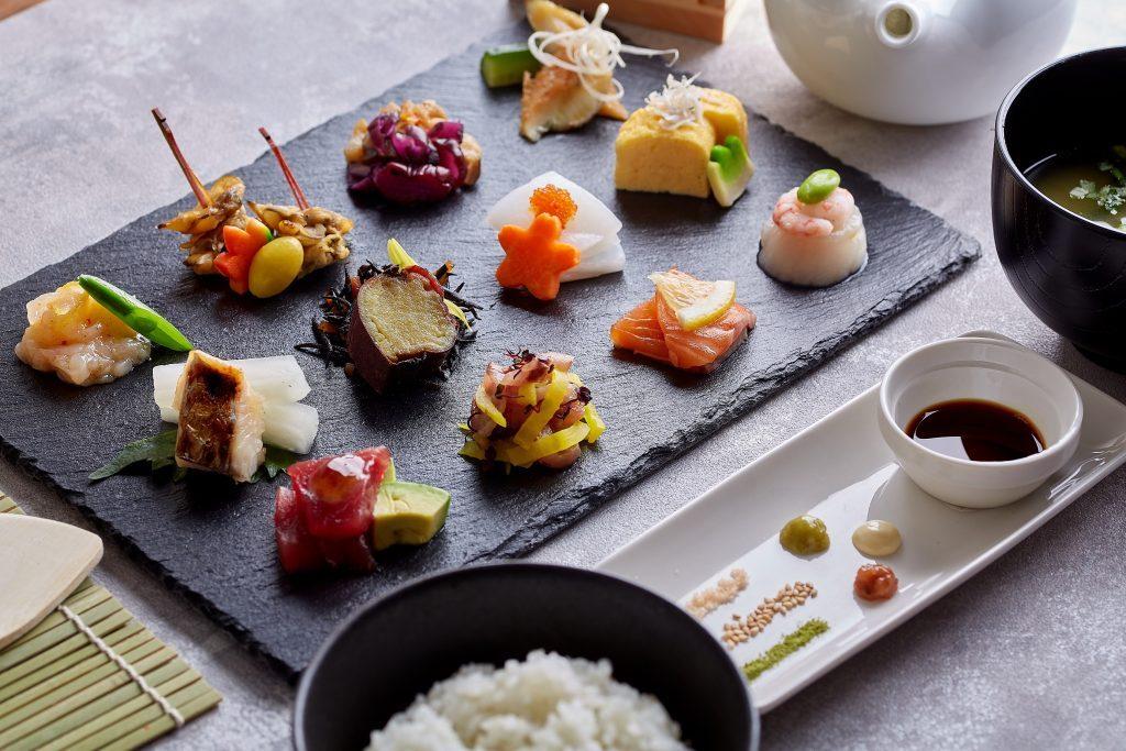 浅草でオリジナル手まり寿司を作ろう! 『体験Dining 和色 -WASHOKU-』で2020年最初の女子会してみない?_2