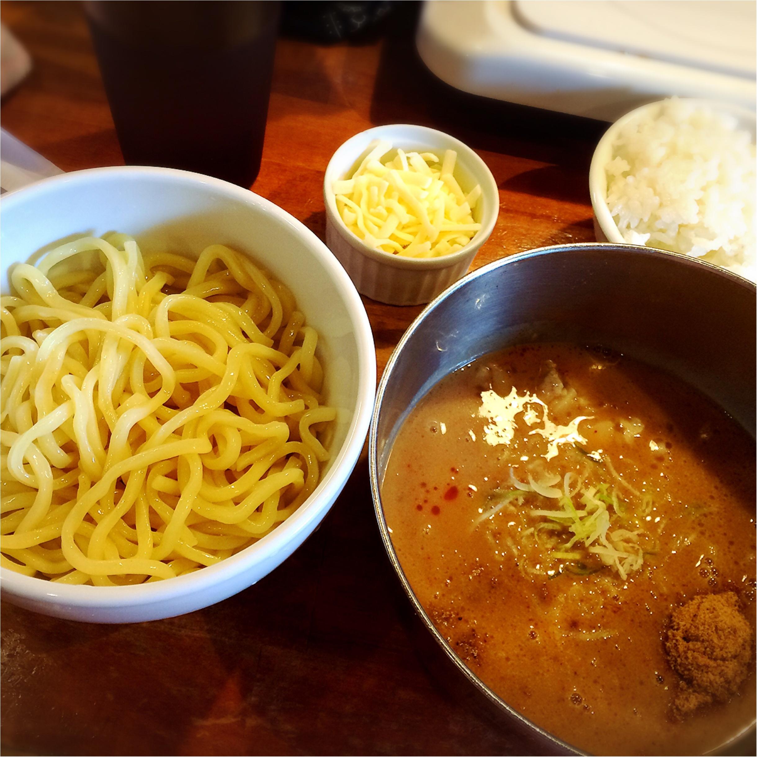 ★シメは○○⁉︎噂の麺ガールセット、いただいてきました!★_6