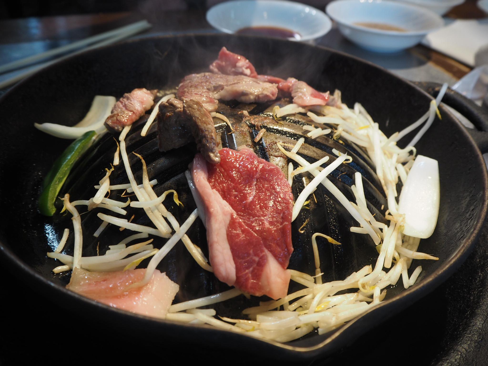 《北海道1人旅》函館で食べたい!海鮮、ジンギスカンは専門店がオススメ!!_7