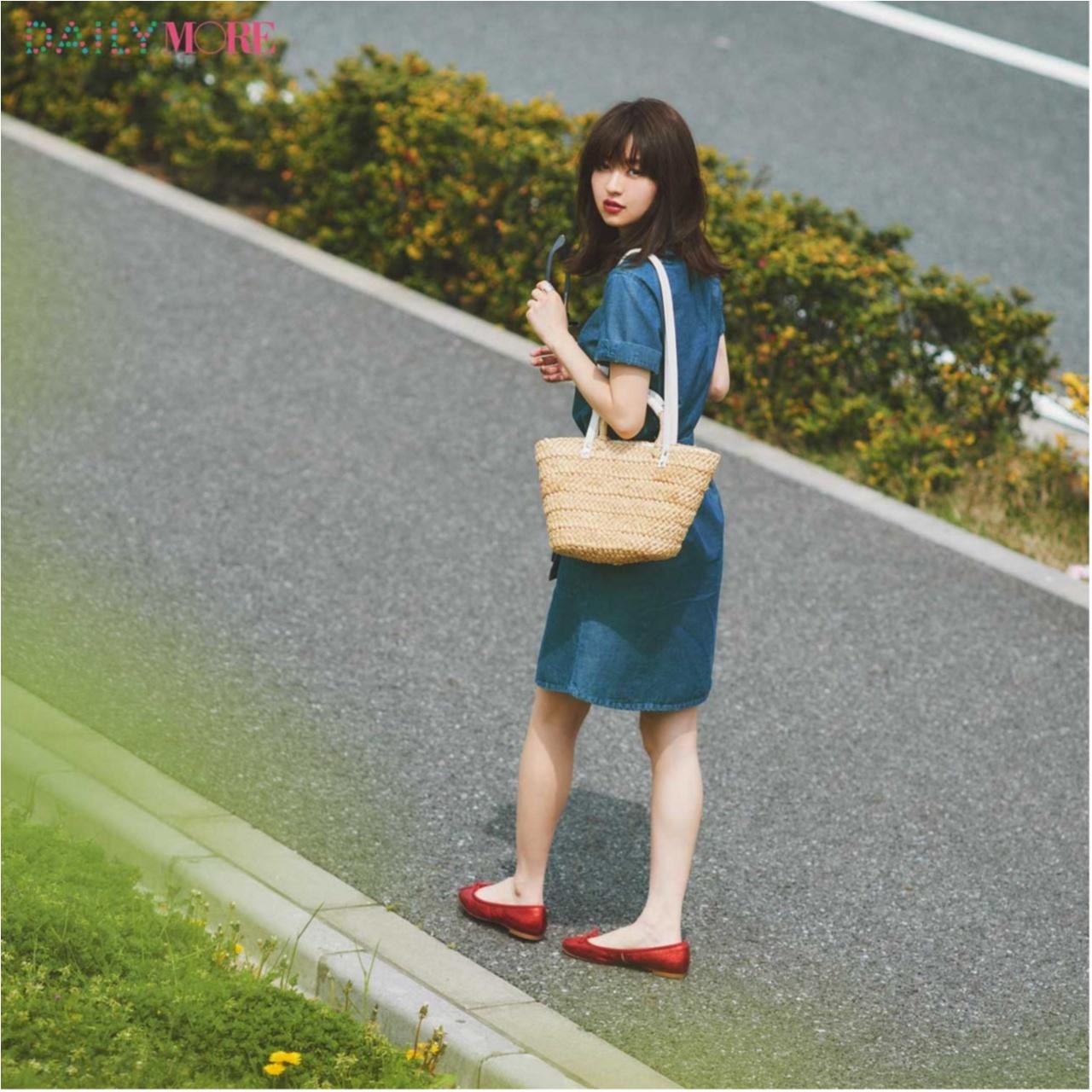 楽してかわいく夏らしく♪ 「サマードレス」コーデまとめ♡_1_4