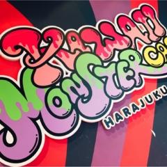 噂のカラフル可愛い原宿''kawaii monster café'' 写真ぢゃ伝えきれない夢の世界♡
