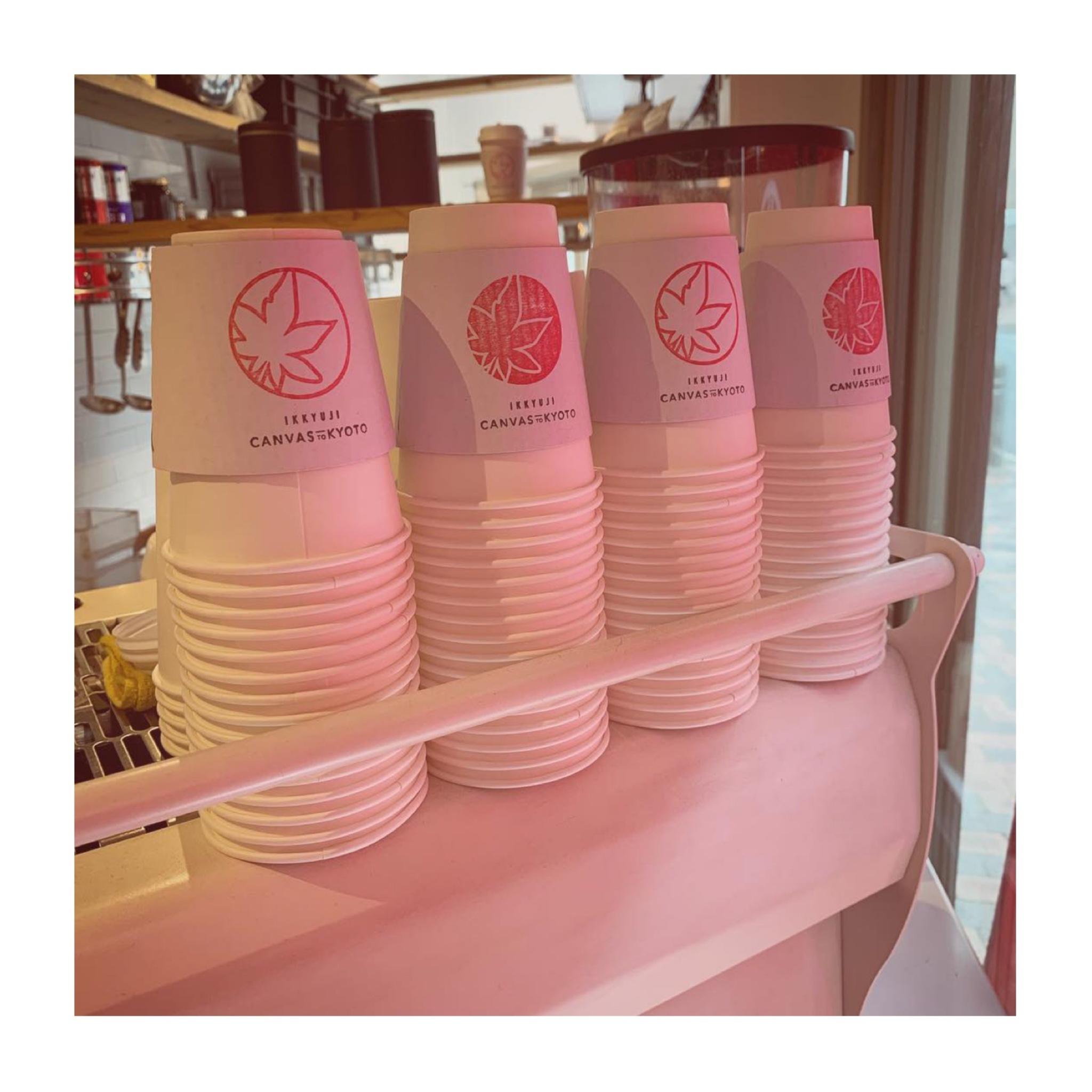 #19【#cafestagram】❤️:《東京•広尾》〜11/25まで期間限定!大人気カフェ『CANVAS TOKYO』で飲める紅葉のカラーラテをチェック☻_3