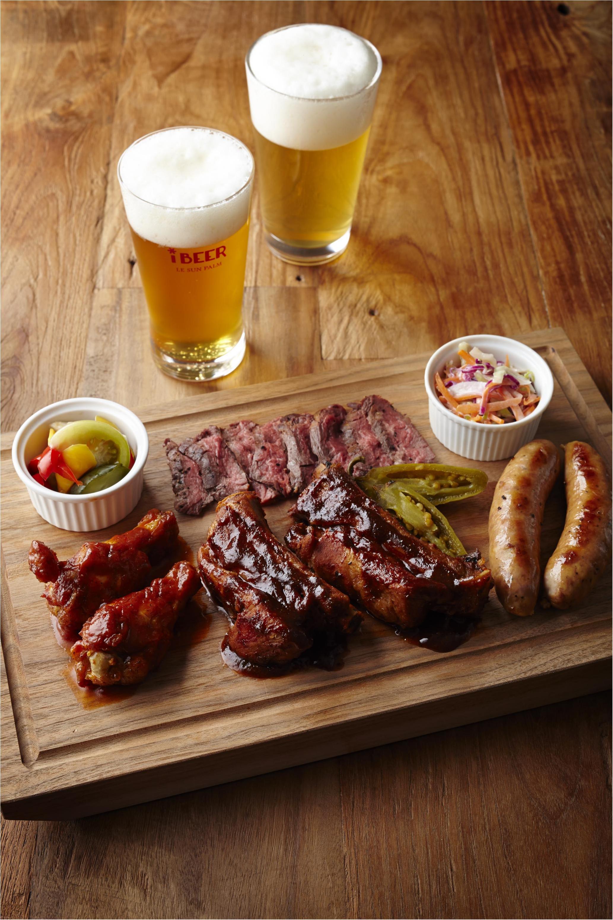 """クラフトビールには""""肉""""! 『アイビアー・ルサンパーム』で女子飲みしましょ♪_1"""