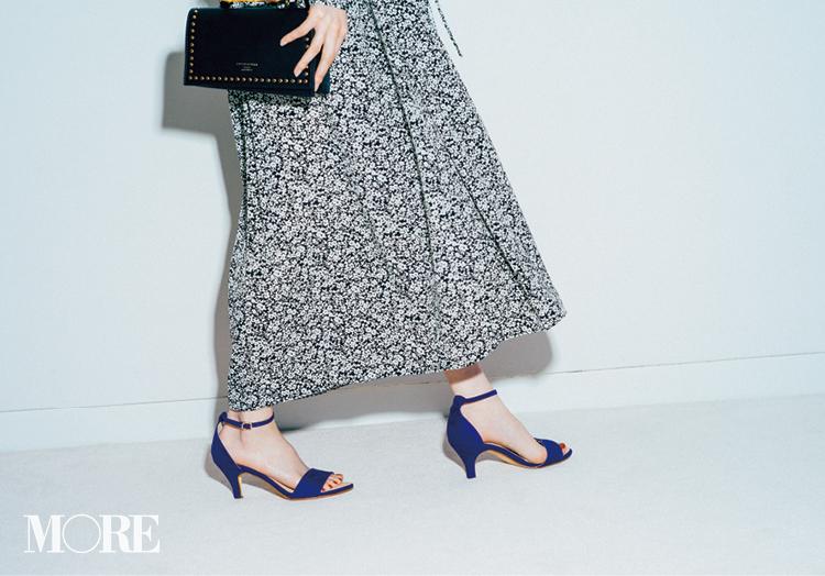 """照れずにはけるヒール靴といえば? 可愛くて女っぽい""""キトゥンヒール派""""、20代女子に急増中! _1_4"""