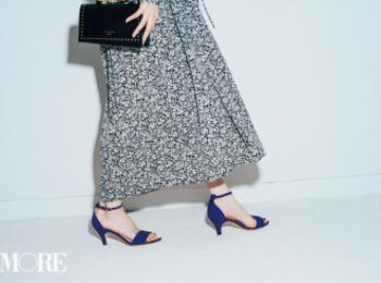 """照れずにはけるヒール靴といえば? 可愛くて女っぽい""""キトゥンヒール派""""、20代女子に急増中!"""