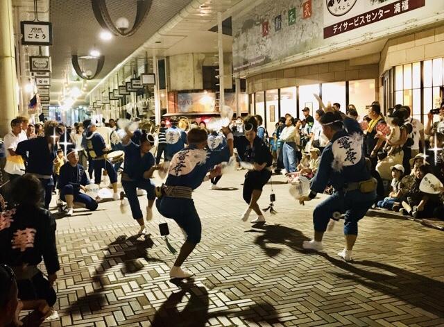 徳島の夏の風物詩!【阿波おどり】に行ってきました♡今年は総踊り復活!_2
