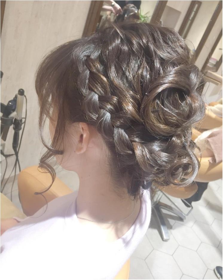 【♥︎♥︎♥︎】1度はチャレンジしたい♡ハートのヘアアレンジが可愛い♡_3