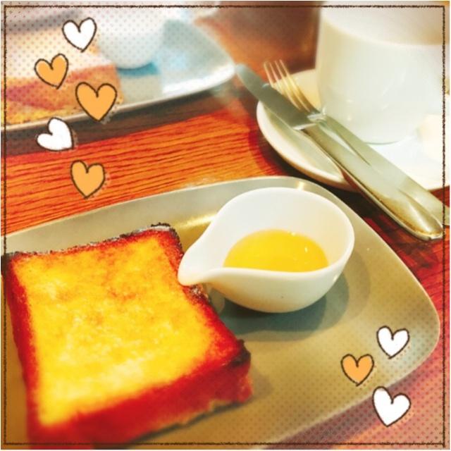 【モアハピ的三ツ星女子会スポット】焼きたてフレンチトーストが美味しい♡ブランチ専門店「M HOUSE」でアフターヌーンティー@東京・恵比寿_3_4