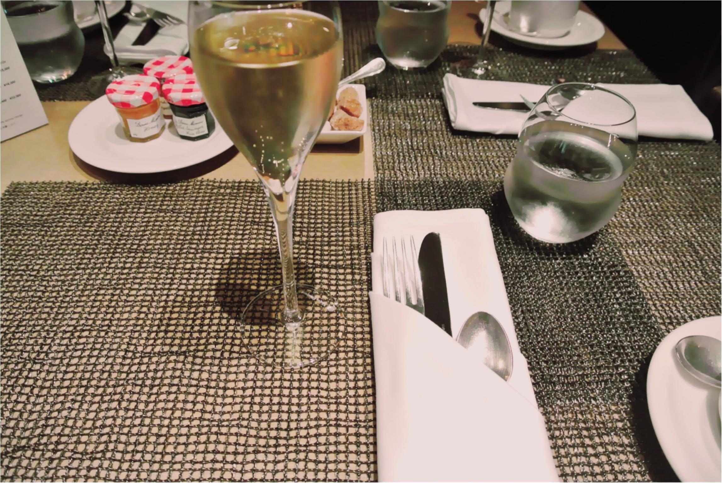 《週末限定!》コンラッド東京のスイーツブッフェ・アフタヌーンティーでロマンティックなひとときを♡_4