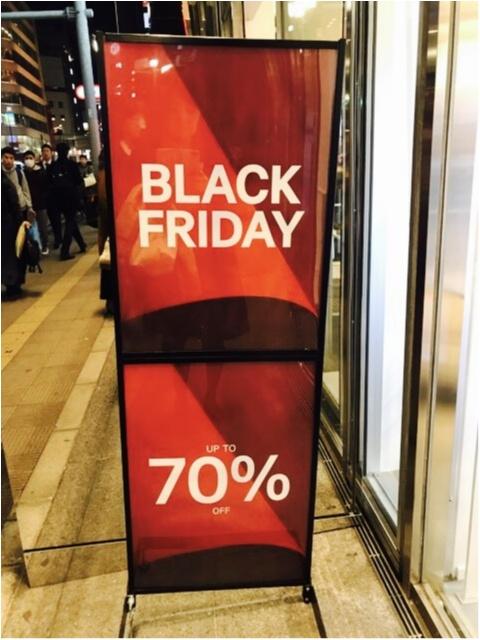 【Black Friday(ブラックフライデー)】GAPも!H&Mも!!とにかく安い!!私は《破格の価格》で◯◯をGETしちゃいました★_7