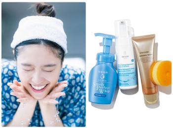 かわいくなれる「洗顔のやり方」特集 - 小顔効果やトーンアップも! おすすめの洗顔アイテム&メソッド