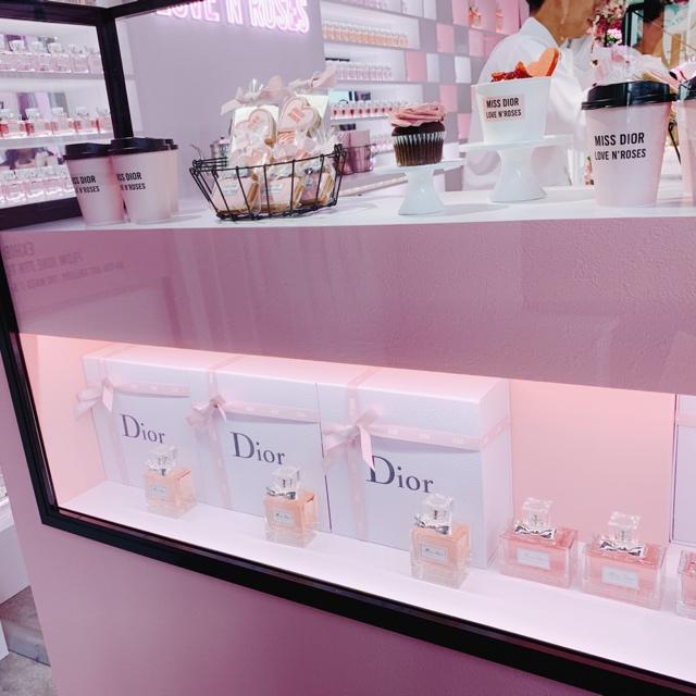 表参道「MISS DIOR LOVE N'ROSES ミス ディオール展覧会」♡_3
