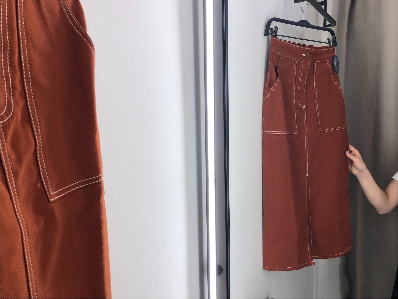 《ZARA》で秋支度!秋にたっぷり使えるスカートが可愛い!_1