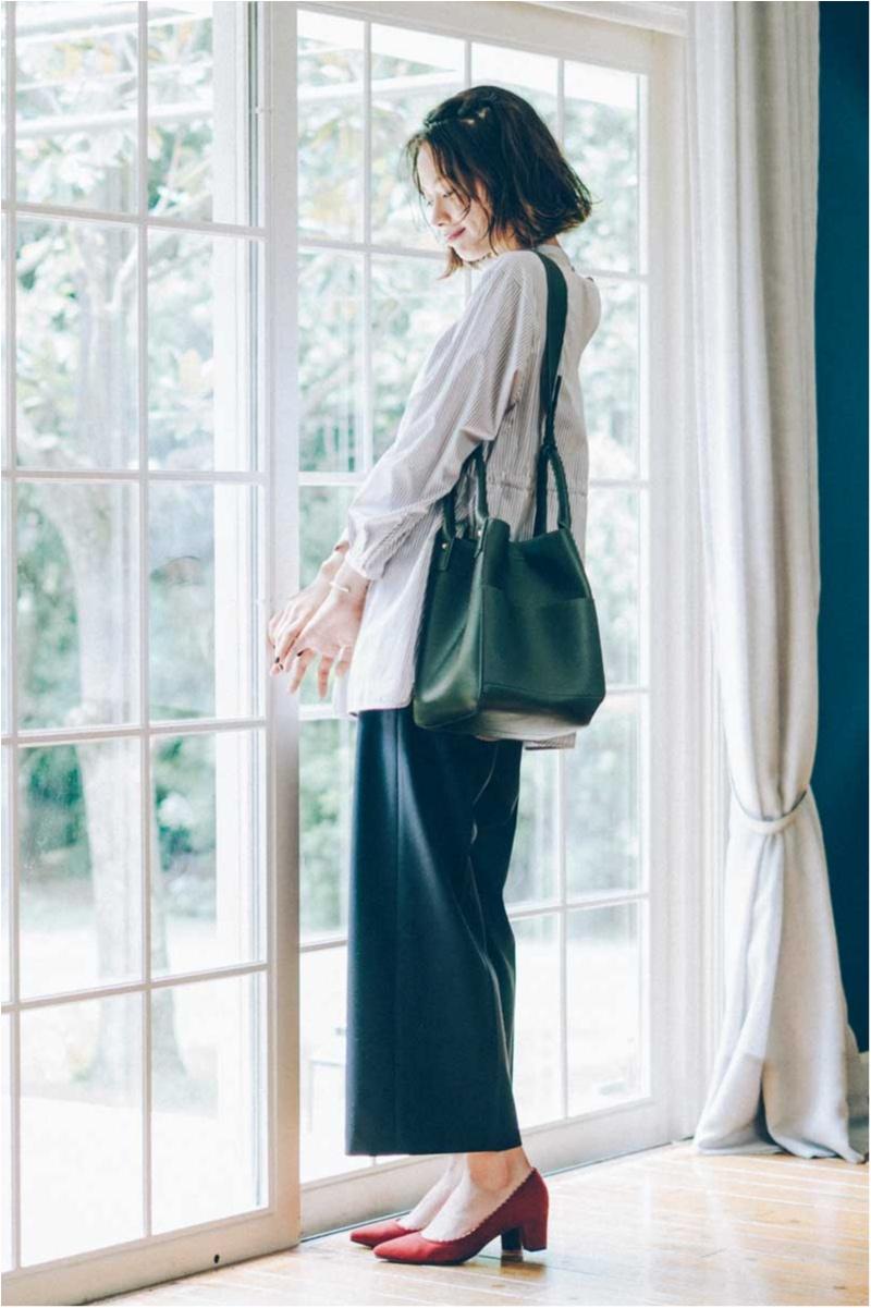 お仕事ガールのバッグは「可愛い・使える・毎日持てる」9