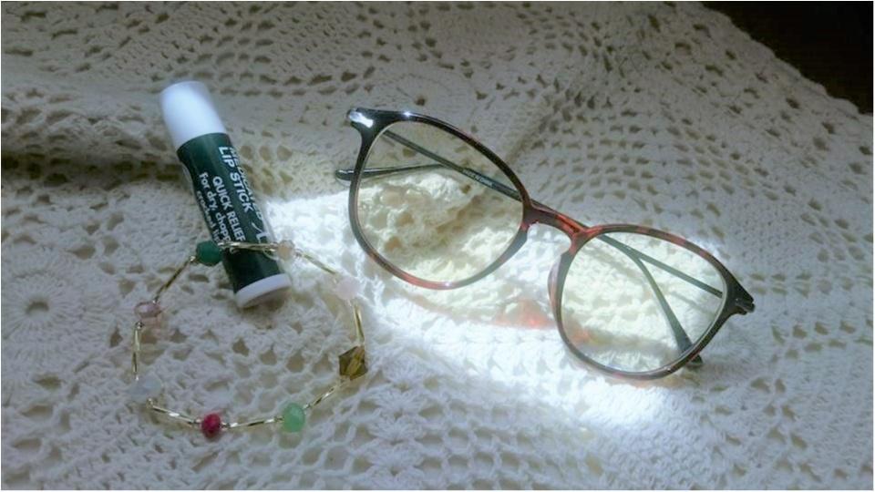【UNIQLO紫外線対策!】サングラスはもう古い!?お手軽&お洒落めがね♡_5