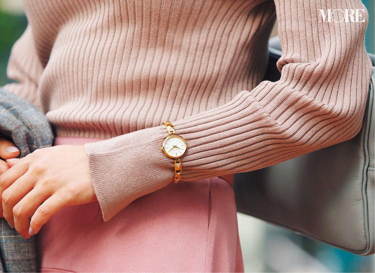 【腕時計】フェミニンタイプ&メンズタイプの腕時計photoGallery_1_2