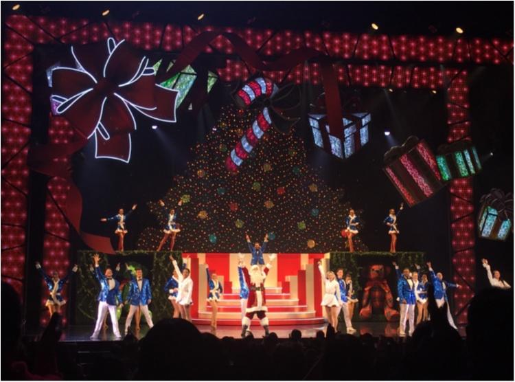 【クリスマスまであと1日!】クリスマスツリーでカウントダウン☆ クリスマスの新定番!話題のクリスマスショー 『クリスマスワンダーランド』のツリー♡_3