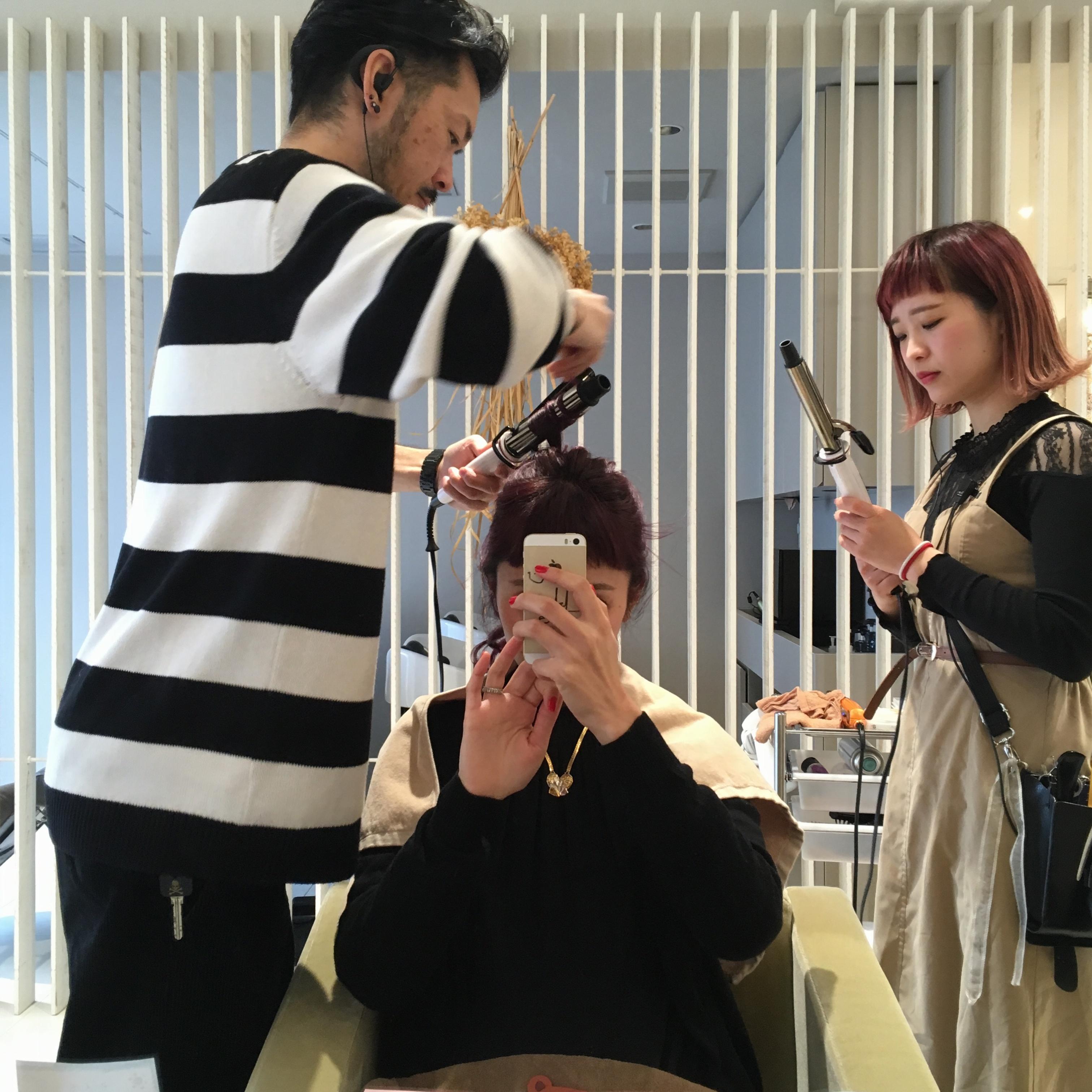 表参道で3000円以下‼お出かけヘアアレンジはココで決まり♡_2