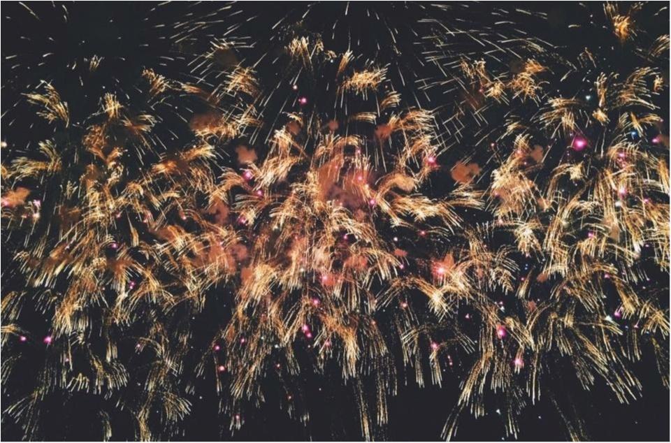 ≪ おすすめ花火情報 ≫ 全国屈指のデザイン花火!山形・赤川花火大会!!_3