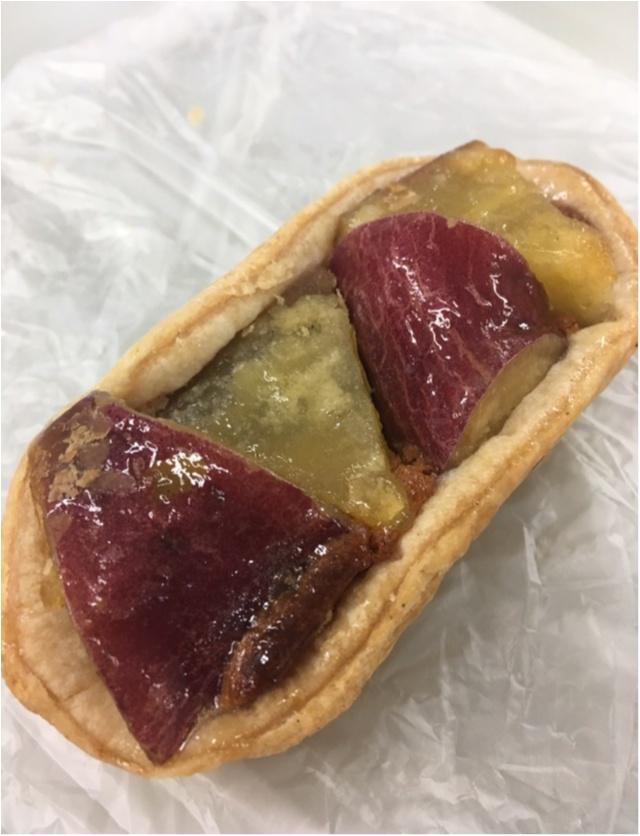 【秋の味覚】神戸屋のなると金時芋のパイが絶品_5