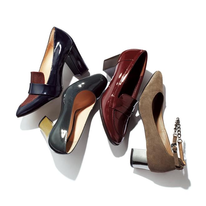 【スタイリストが断言!】この秋、女っぷりが即上がる「フェミニン靴」が絶対必要!_2