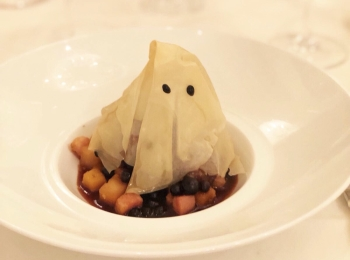 【西麻布】お洒落なレストラン ハロウィンパーティーに行ってきました♡