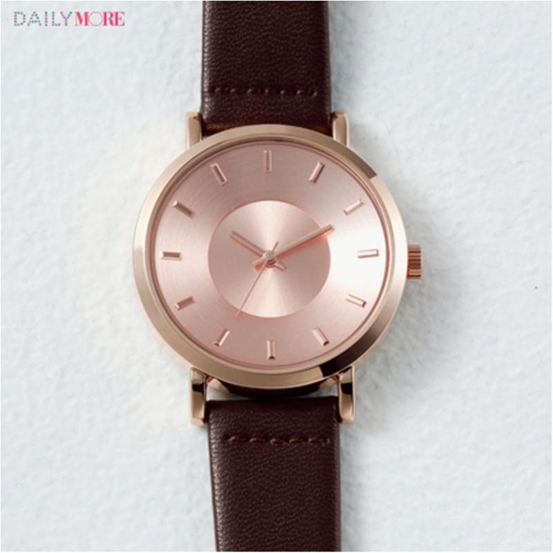 ピンク? ブルー? それともグリーン? 新しい腕時計は「フェイスの色」で選ぶのが大正解!!_1_2