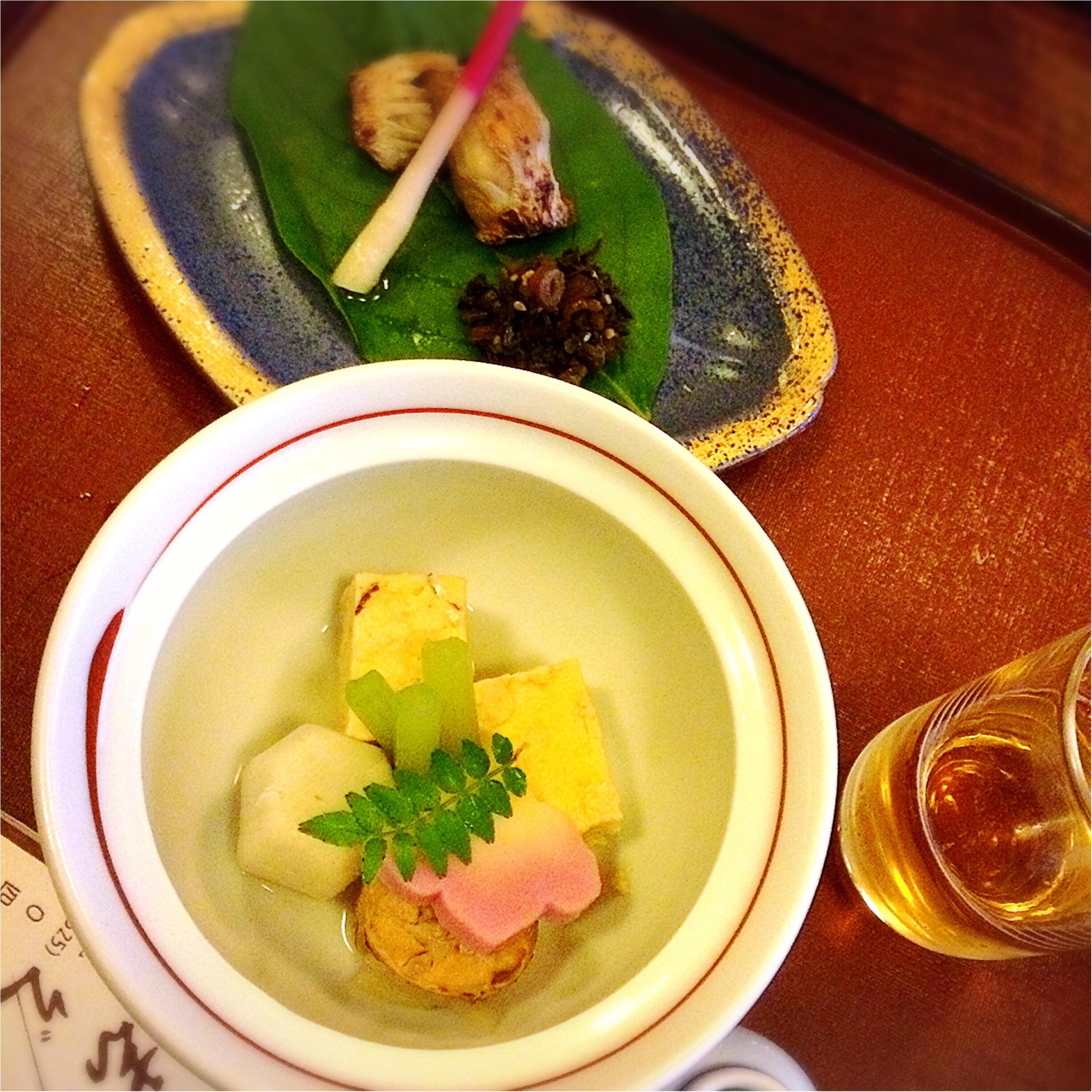 ★祇園祭のこの季節♡ロケーションから味まですべてが花丸級⁉︎京都へ行ったら外せない老舗京料理店★_7