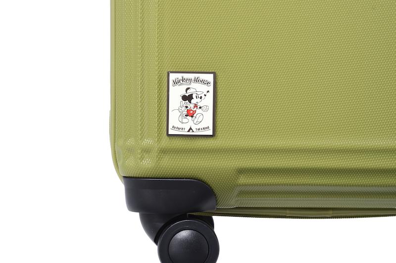 ミッキーマウスのスーツケース,エースから新発売