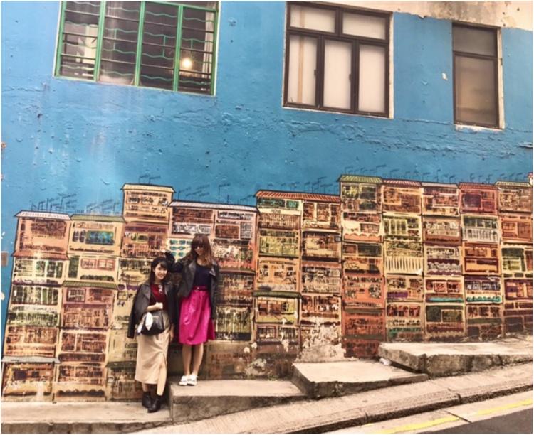 【TRIP】 今や定番!女子旅in香港で外せないフォトジェニスポット★_1