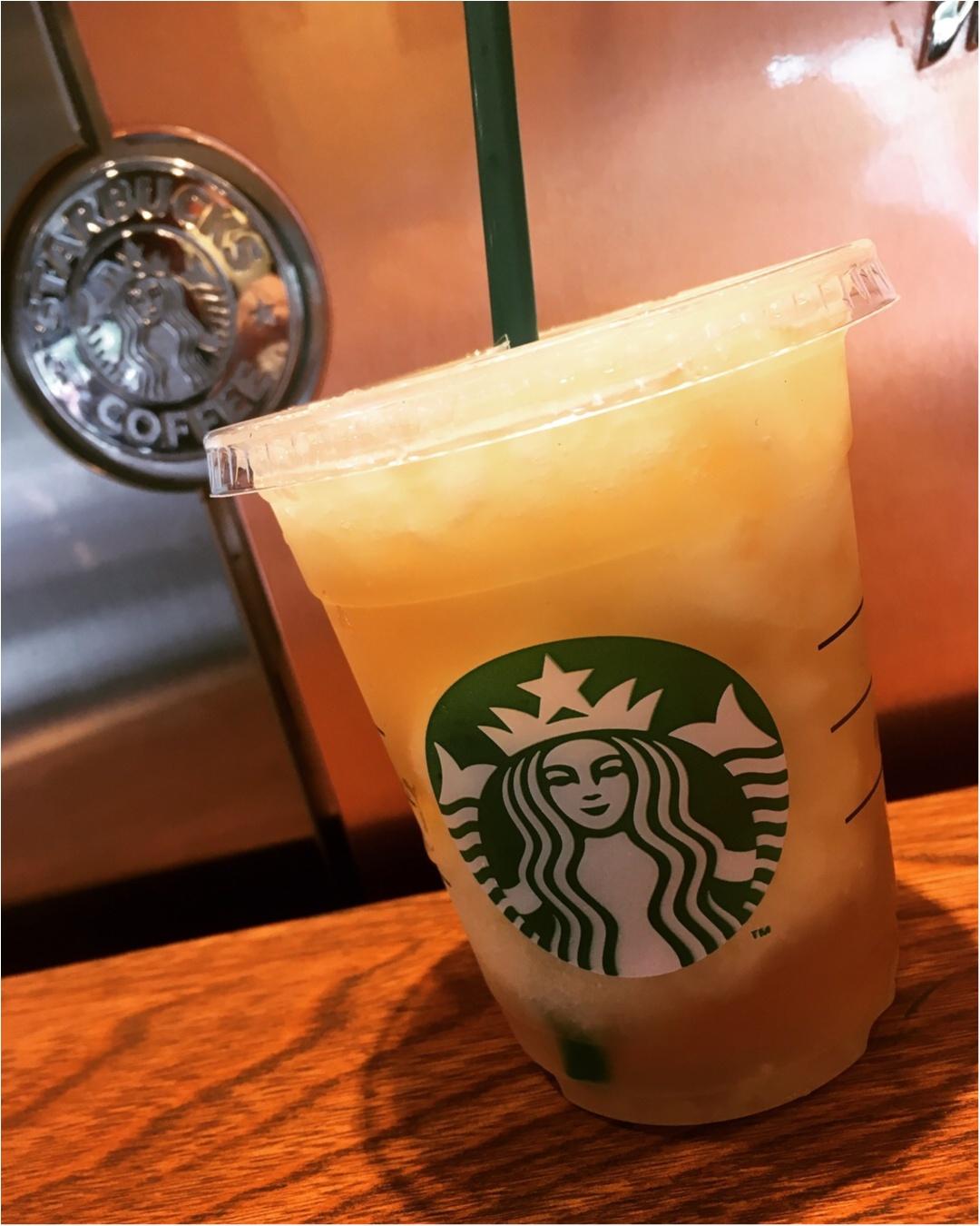 【Starbucks Coffee】★夏の飲み物対決★_3