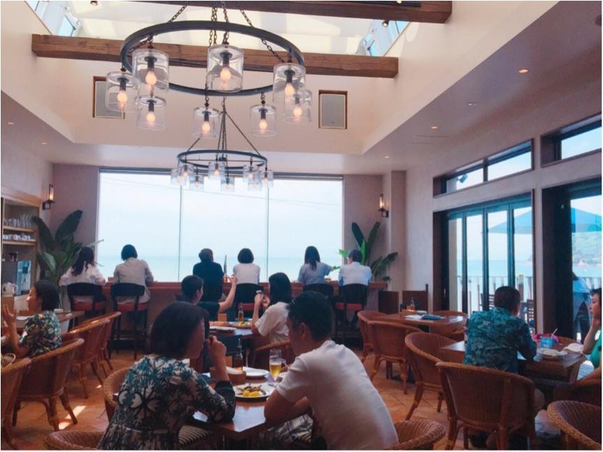 海が見えるテラス席があるレストラン♡逗子『CANTINA』のランチ✨_1_6