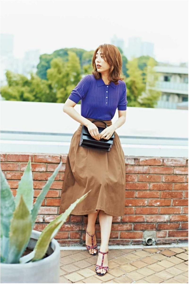 秋を感じ始める時季にぴったりな【秋色】コーデ20選  | ファッション_1_7