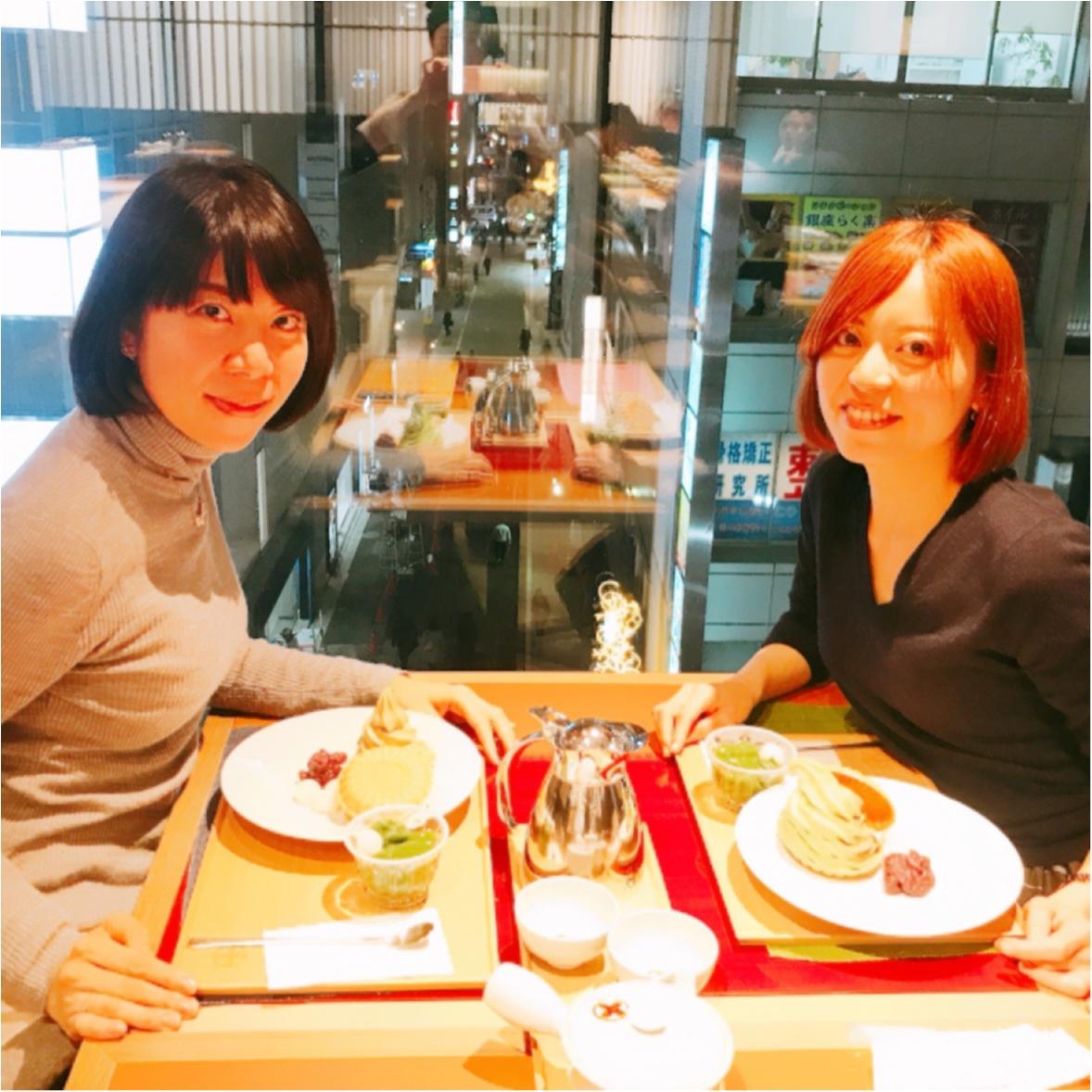 【GINZA SIX】京都発!「中村藤吉本店」でモアハピ女子会♡_3