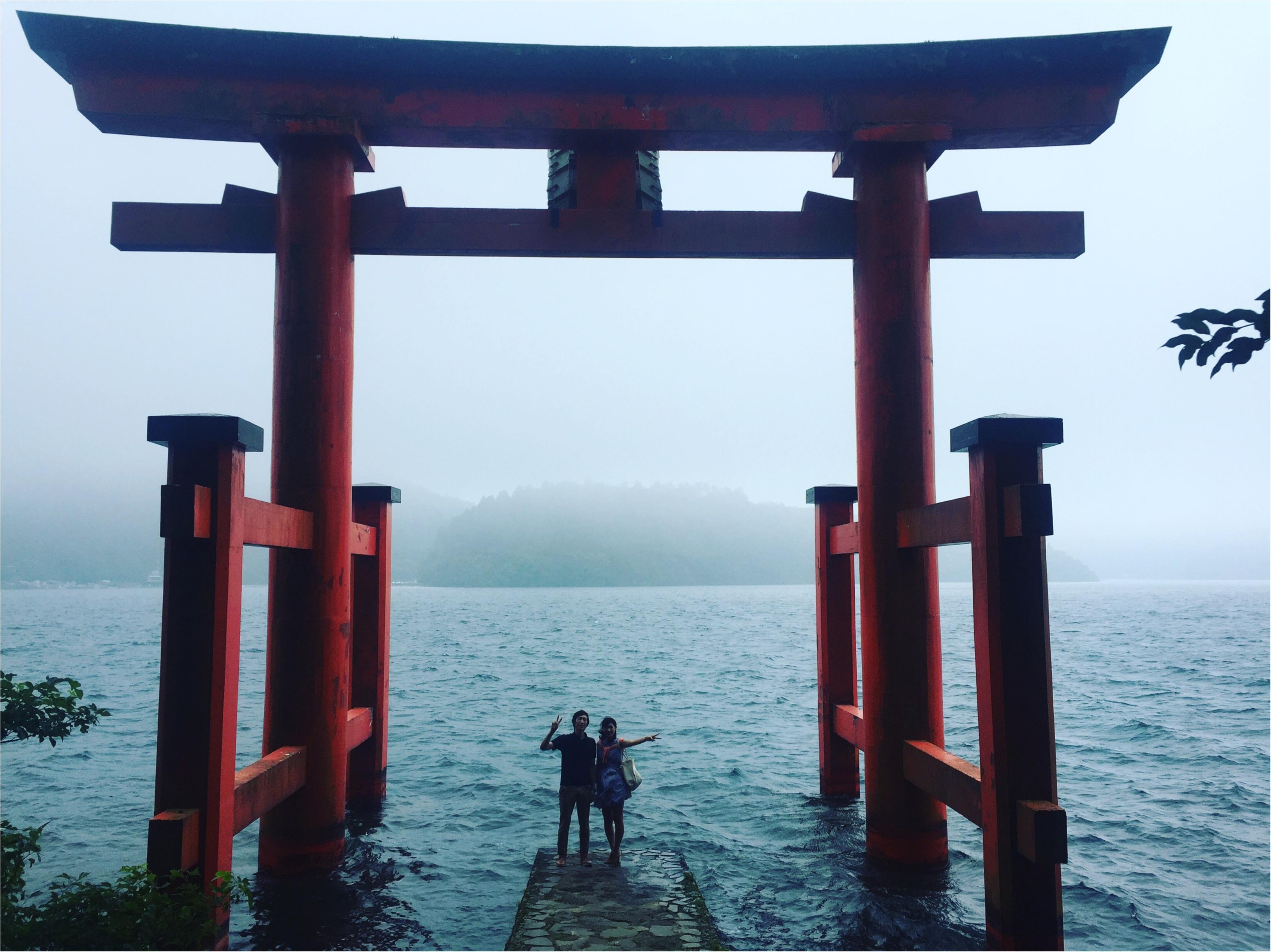 彼と箱根温泉に行ってきました!【カップルにオススメプラン】_6
