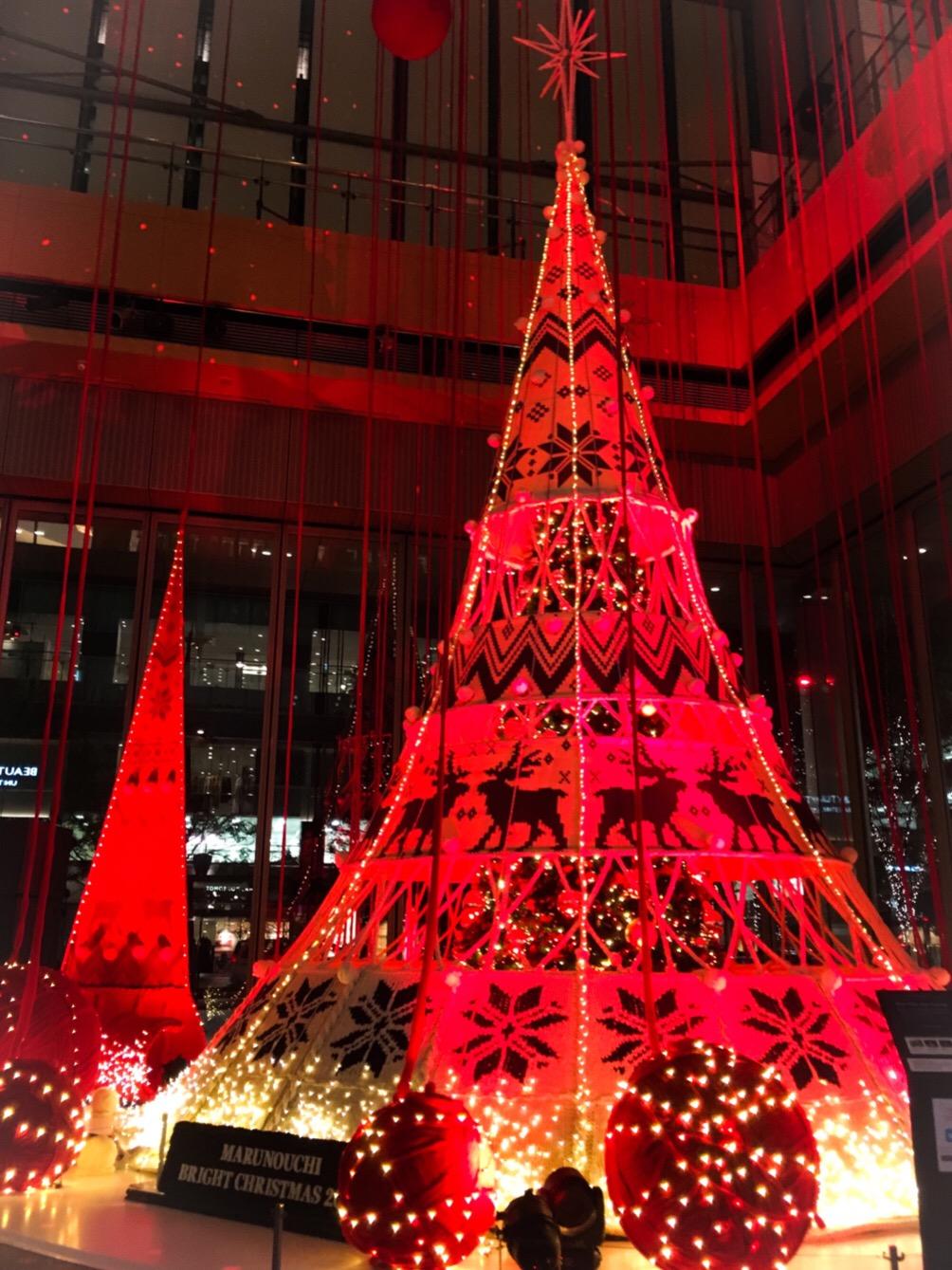 クリスマス直前!  どこいく?! 都内イルミネーションスポット3選!!_3