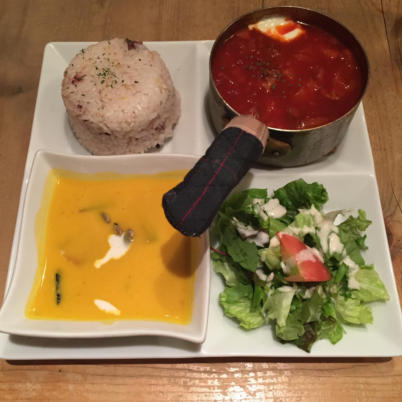 日本で初めてのスープ専門店✨【*すうぷ屋*】のセットが美味しい♡_5