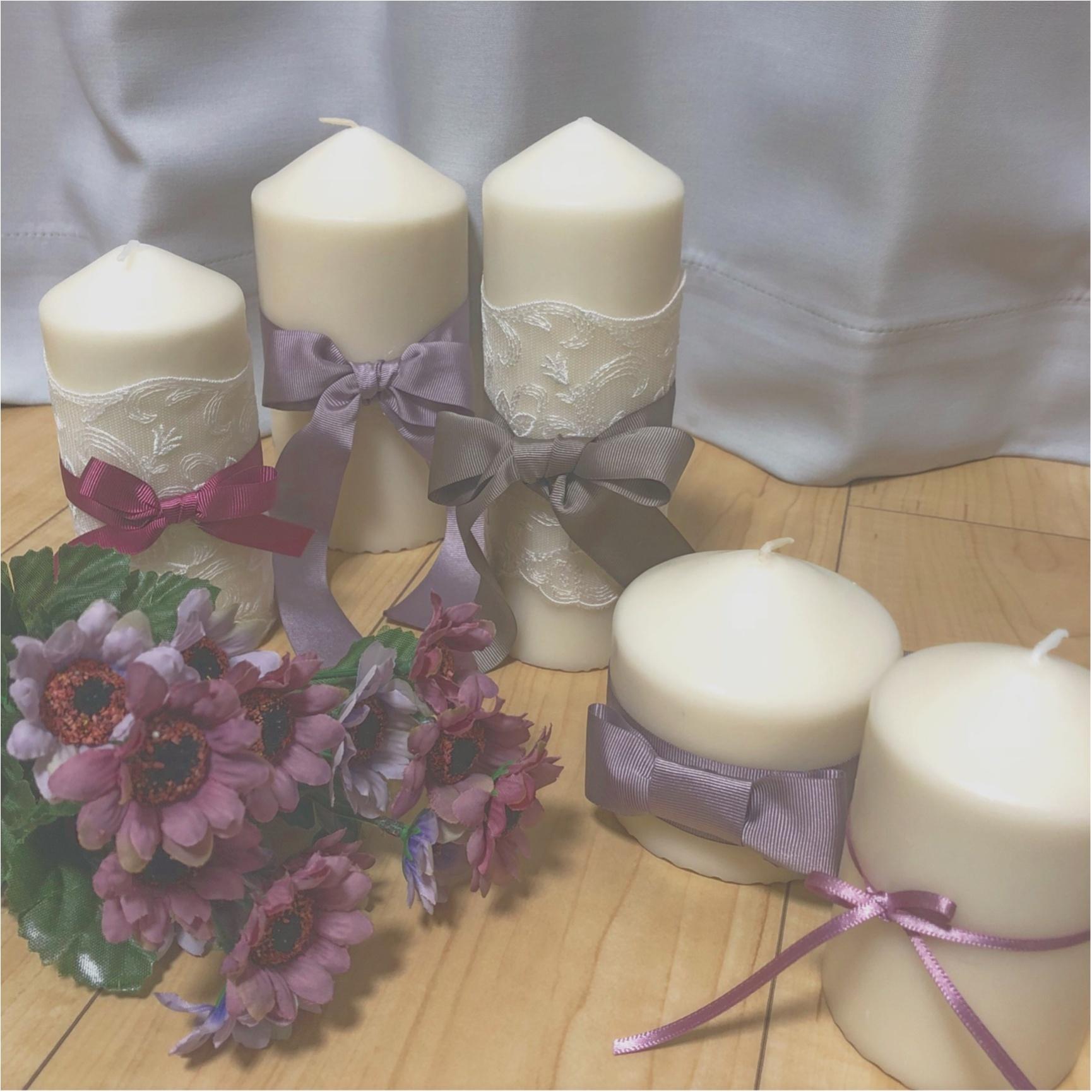 【花嫁DIY♡】part1。IKEAでの購入品で、おしゃれweddingアイテムを作っちゃいましょう♥︎♥︎♥︎コスパ◎花嫁さんの節約に!_1