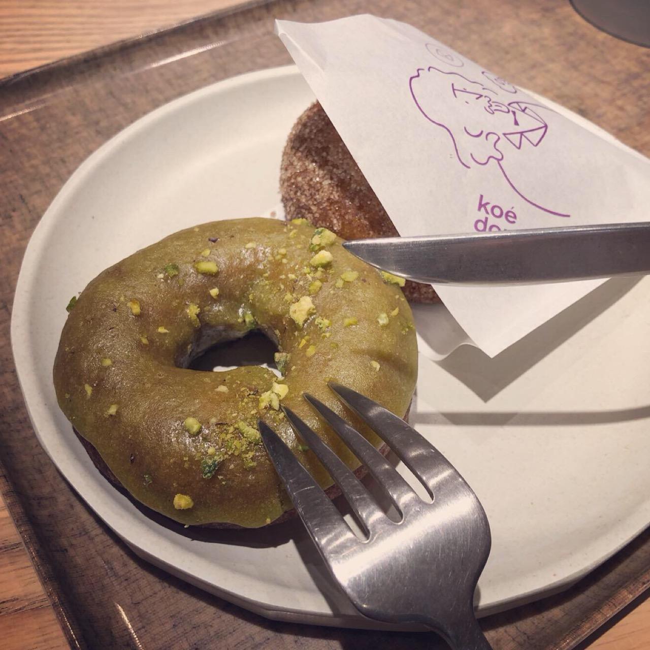 <京都*女子旅にオススメ>koé donuts kyotoのエシカルなドーナツがフォトジェニックでおいしすぎる!♡_2